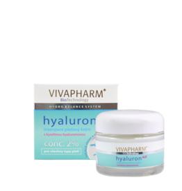 VIVAPHARM®   Intensieve Gezichtscrème met Hyaluronzuur