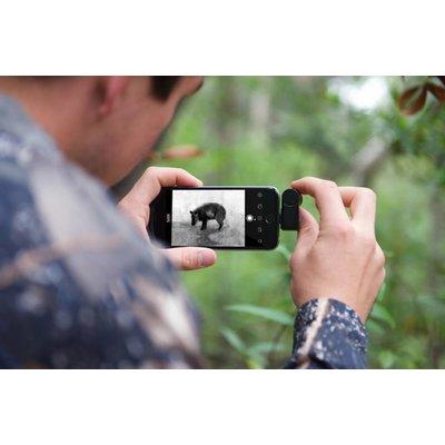 SEEK Seek Compact XR IOS met 206x156 thermische pixels