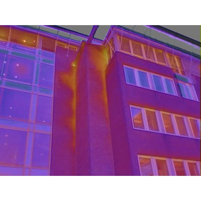 SEEK SEEK Shot Warmtebeeld camera 206x156 pixels met GRATIS Riemtasje