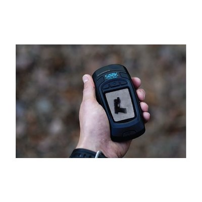 SEEK Reveal Shield Pro RQ-LAHX  warmtebeeldcamera 320x240 Pixels voor Politie