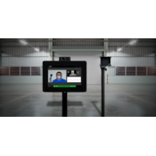 SEEK Scan Kiosk Kompleet Temperatuur Screening Systeem voor personen incl. Windows Tablet