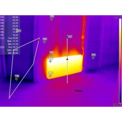 OMTools TIC-22 Bluetooth Thermal Imaging Camera 320 x 240 Thermal Pixel