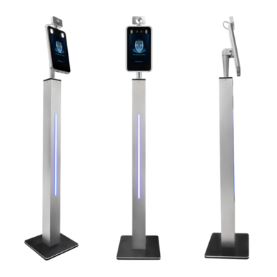 Jovision Temperature Detection & Mask Detection& Facial Recognition 3-in-1 system