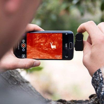 SEEK Compact XR Android met micro USB aansluiting 206x156 pixels