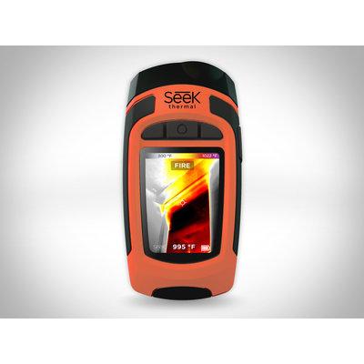 SEEK Reveal FirePro  warmtebeeldcamera speciaal voor Brandweer