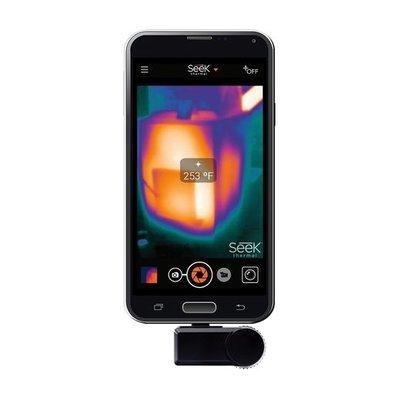 Seek Thermal Seek Thermal Compact XR met USB-C, met 206x156 Pixels