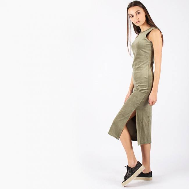 SALE ARMY MAXI DRESS VELVET JACKY LUXURY | JLSS18107