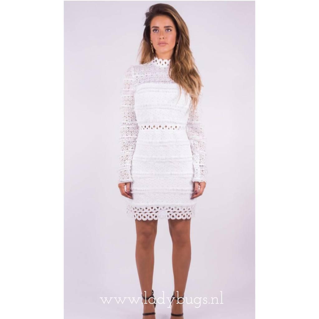 SALE Ryl316 DRESS YOENA WIT ROYAL TEMPTATION