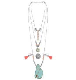 My jewellery TASSEL IBIZA NECKLACE MY JEWELLERY