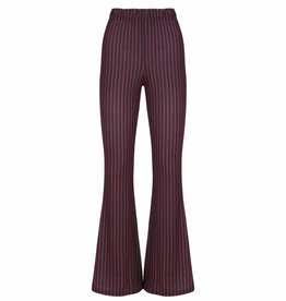 Maison Runway / Delousion SALE TROUSER ELLA MR583-1 RED STRIPE