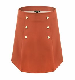 Given DAISY SKIRT GIVEN GW718502 BRICK SALE