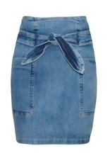 Goldie estelle 21924 DENIM ROK BLAUW MRS. GOLDIE