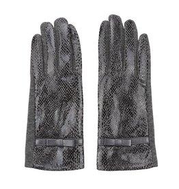 Ladybugs handschoenen dangerous but elegant grijs