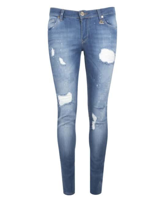 Goldie estelle RIO JEANS GOLDIE ESTELLE BLUE