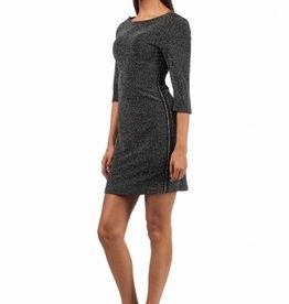 Glamorous MARSCHA DRESS BLACK 7094 GLAMOROUS