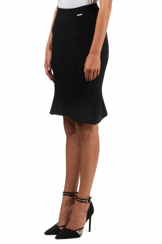 Glamorous FLORA SKIRT BLACK  5563 GLAMOROUS
