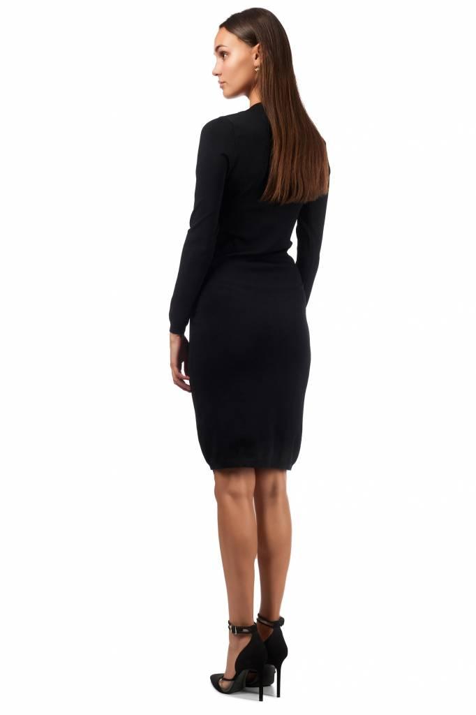 Glamorous ANNICK DRESS BLACK 7092 GLAMOROUS