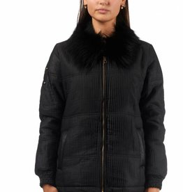 Royal Temptation SAYA WINTER JACKET RYL 408 BLACK