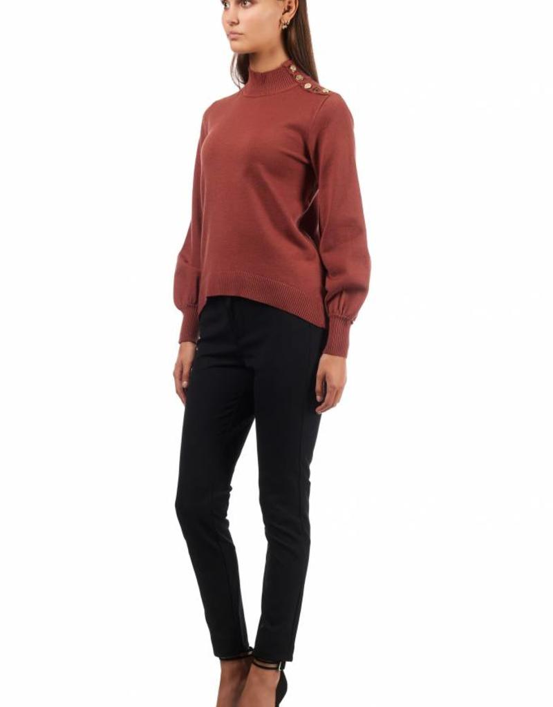 Given CLEO SWEATER BRICK  GW718101 GIVEN