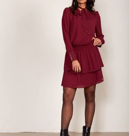 Jacky luxury DRESS TIE DETAIL  JLFW 18113 SALE