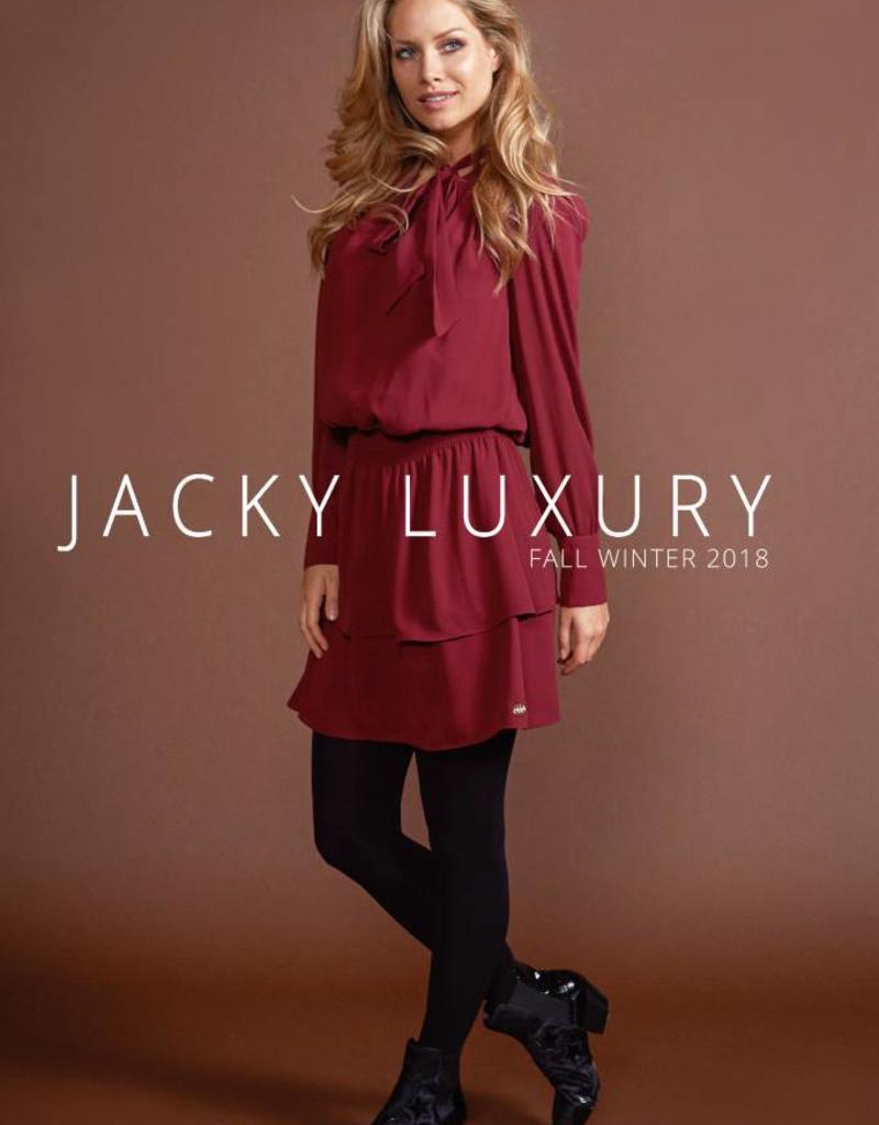 Jacky luxury DRESS TIE DETAIL  JLFW 18113 A
