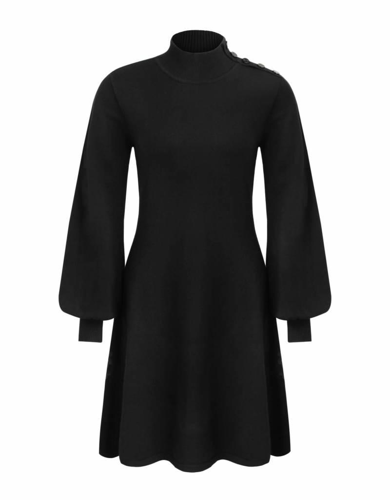 Given FAY DRESS BLACK GIVEN