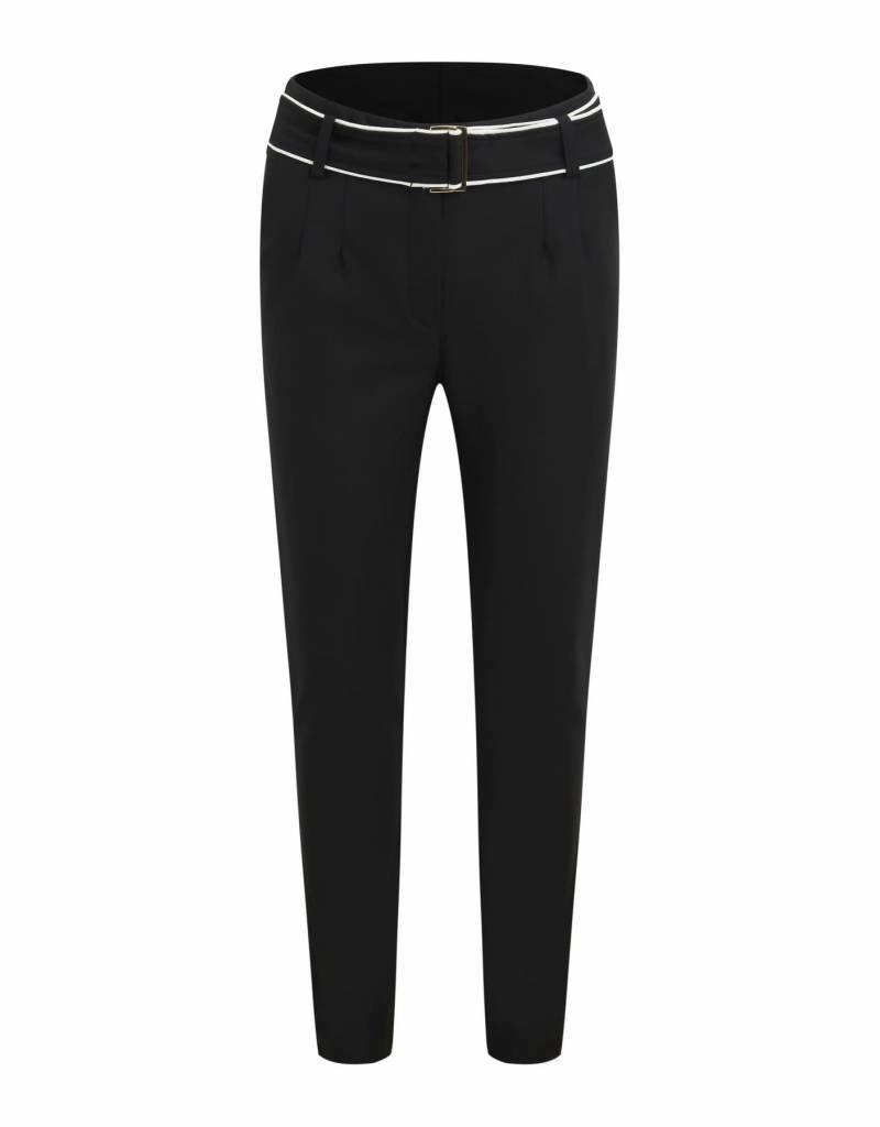 Given / Heav'n GW181401VEERLE PANTS BLACK GIVEN
