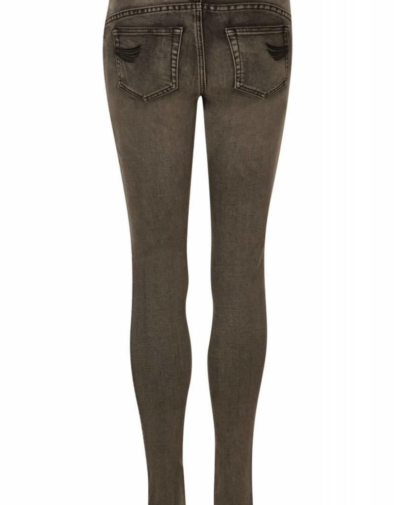 Given SALE GW771402 SOFIE GREY WASHED JEANS GIVEN