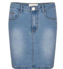 DL1054 | Skirt Gina - Blue DELOUSION