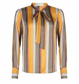 Maison Runway / Delousion TOP SARAH YELLOW STRIPES DELOUSION SALE