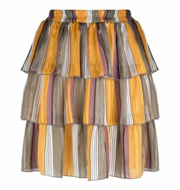 Maison Runway / Delousion skirt Bailey yellow stripes Delousion SALE