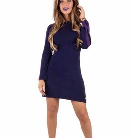 Royal Temptation DRESS MAXIME RYL 432 BLAUW