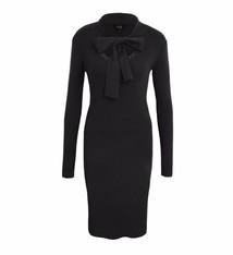 GW181603 LOTTE DRESS GIVEN BLACK
