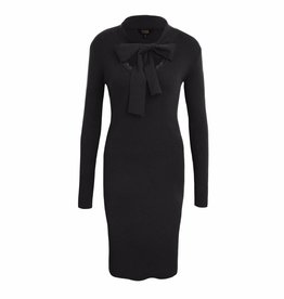 Given GW181603 LOTTE DRESS GIVEN BLACK