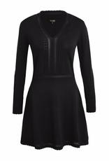 Given GW181601 BIRGIT DRESS GIVEN BLACK