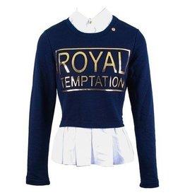 Royal Temptation BLOUSE LUXURY RYL 492 BLAUW