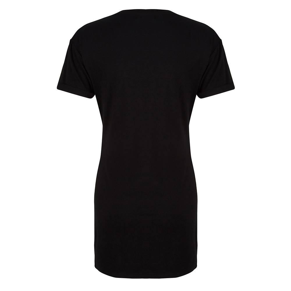LOVE ALWAYS WINS DRESS JLSS19038 BLACK