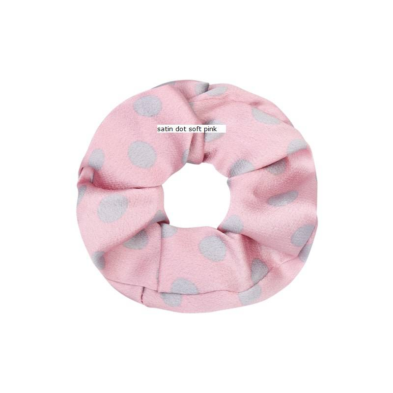 Sieraden by Ladybugs SCRUNCHIE SATIN DOT