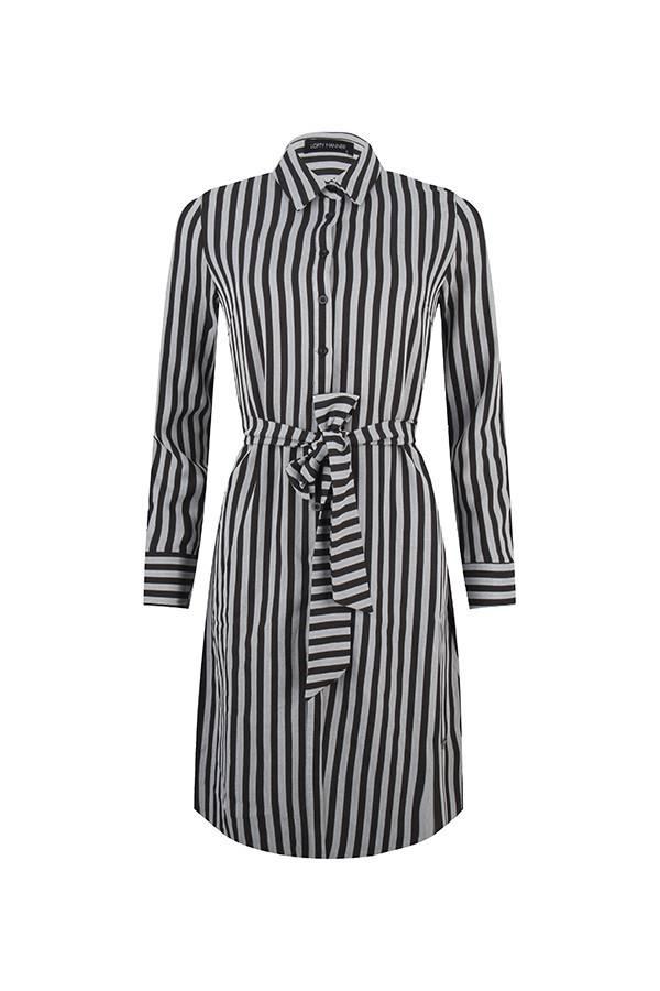 Lofty Manner Dress Adaline MA03 black