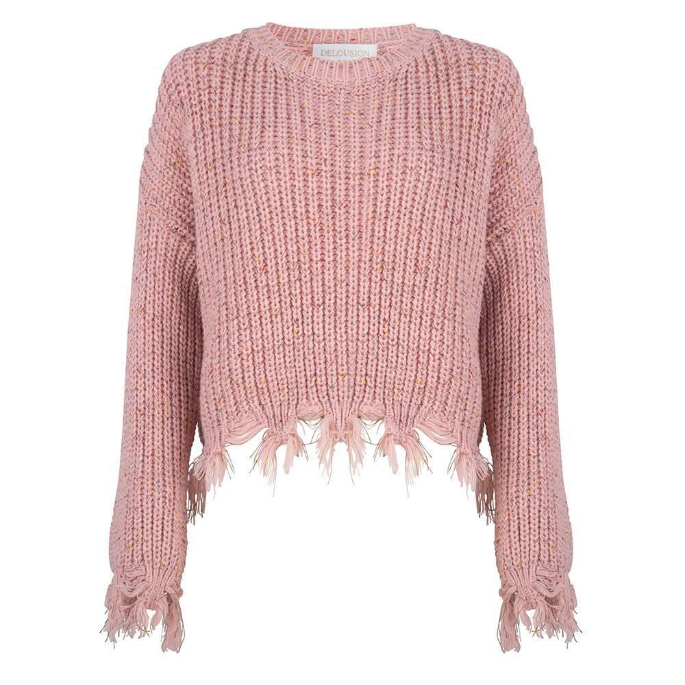 Sweater Dini light coral