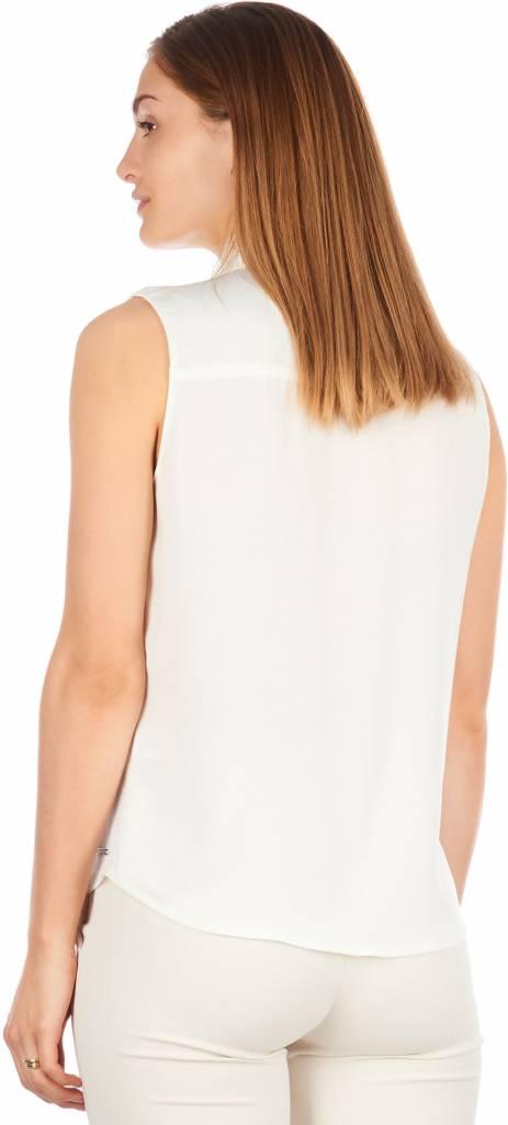 Yasmine Top Glamorous White