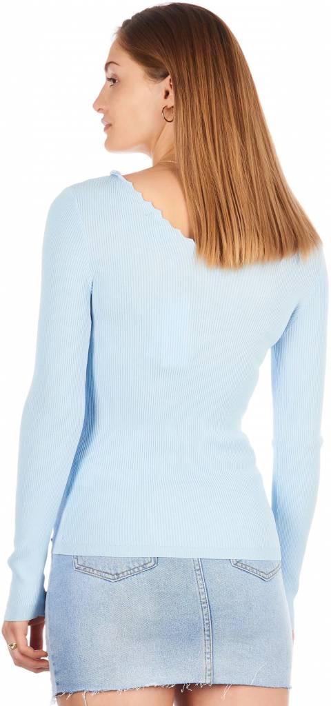 Bethany Knit Glamorous Blue