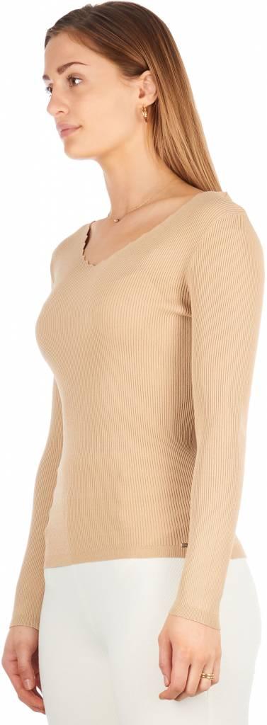 Bethany knit Glamorous Beige