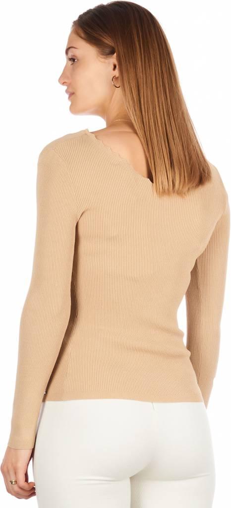 Glamorous Bethany knit Glamorous Beige