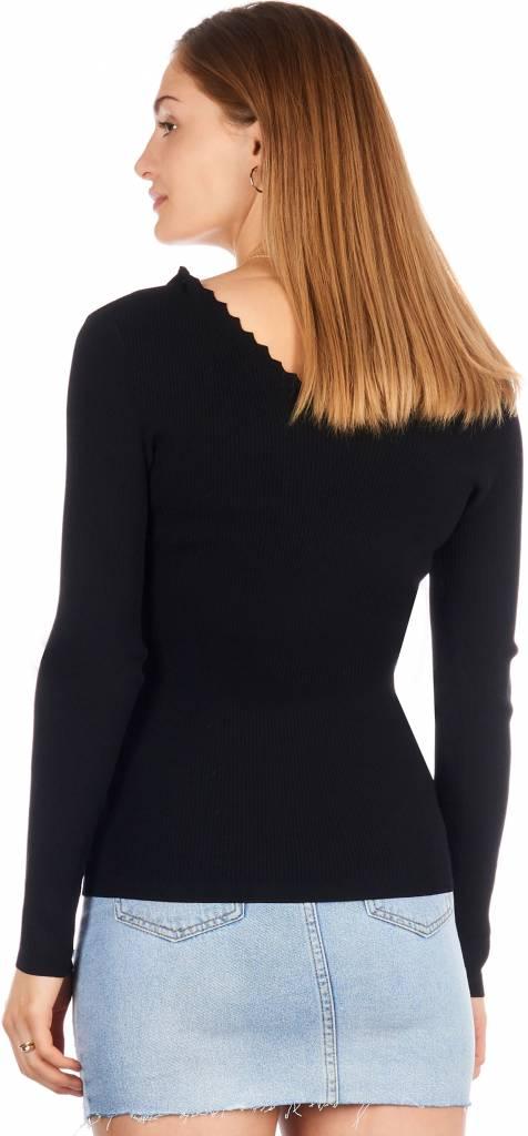 Bethany knit Glamorous black