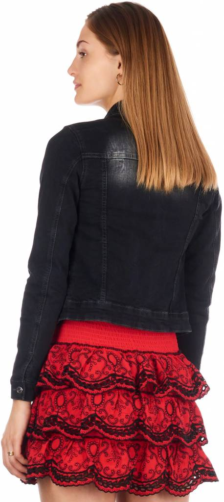 Royal Temptation Denim Jacket gambling ryl-469
