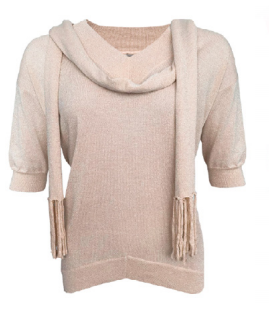 Glamorous Alena Knit Glamorous Gold
