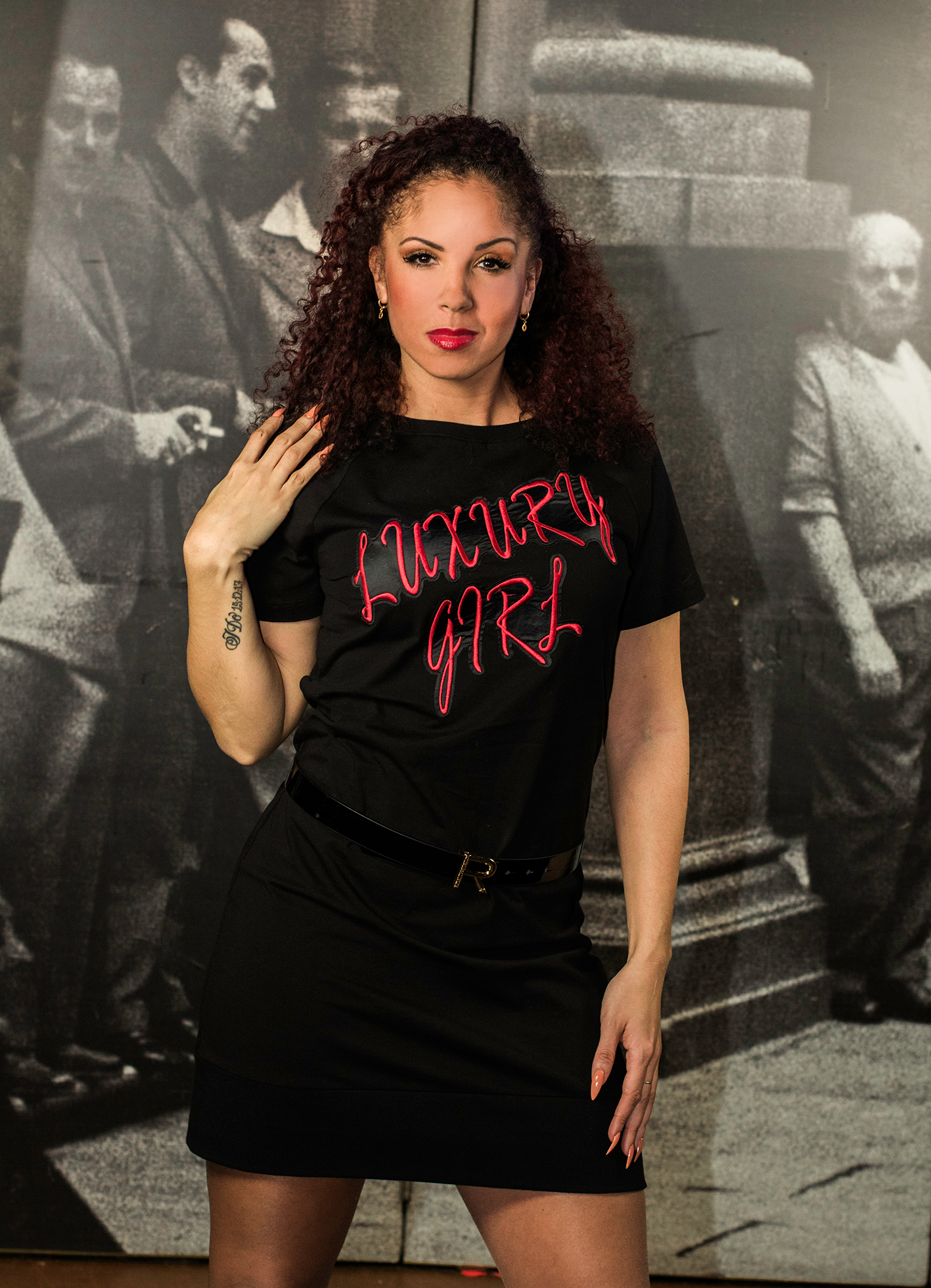 Royal Temptation Dress Luxury girl ryl-588