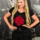 Royal Temptation Skirt Ivy Black RYL-585