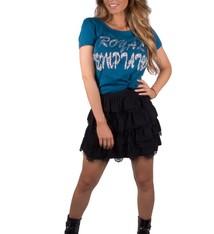 Melinda skirt RYL475 zwart